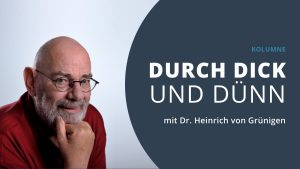 «Durch dick und dünn»: <br>Rettung naht