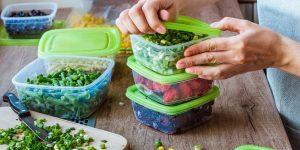 Worauf Sie beim Einfrieren von Lebensmitteln achten sollten